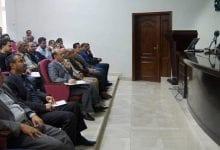 Photo of وزير النقل يطلع على الأنظمة المقدمة لأتمتة هيئة الطيران المدني والأرصاد