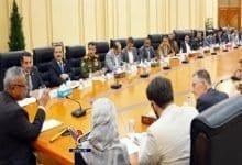 Photo of اجتماع حكومي أممي يناقش إجراءات بدء عمل آلية الأمم المتحدة للتحقق والتفتيش بميناء الحديدة