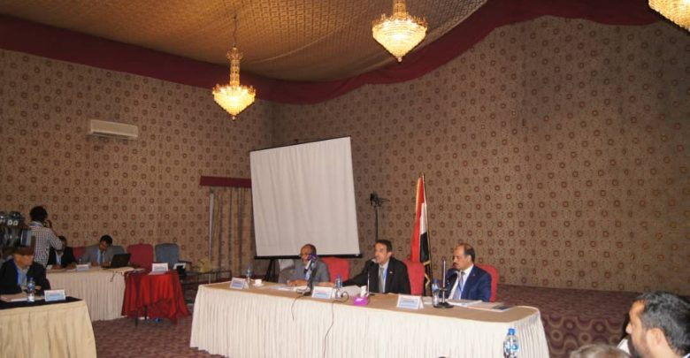 Photo of اللجنة الوطنية العليا لأمن وسلامة الطيران المدني تعقد اجتماعها الأول خلال العام الحالي 29-04-2019م