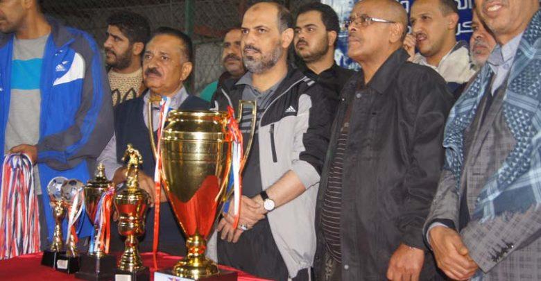 Photo of (صور)اختتام البطولة الرمضانية لكرة القدم بهيئة الطيران المدني والأرصاد 28-05-2019م