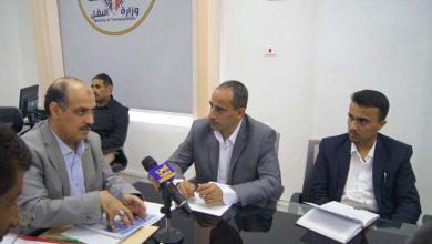 Photo of مناقشة آليات تنفيذ الرؤية الوطنية لبناء الدولية اليمنية الحديثة في قطاع النقل البري