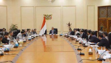 Photo of مجلس الوزراء يندد بصفقة القرن ويؤكد على حق الشعب الفلسطيني المشروع في استعادة أرضه المغتصبة
