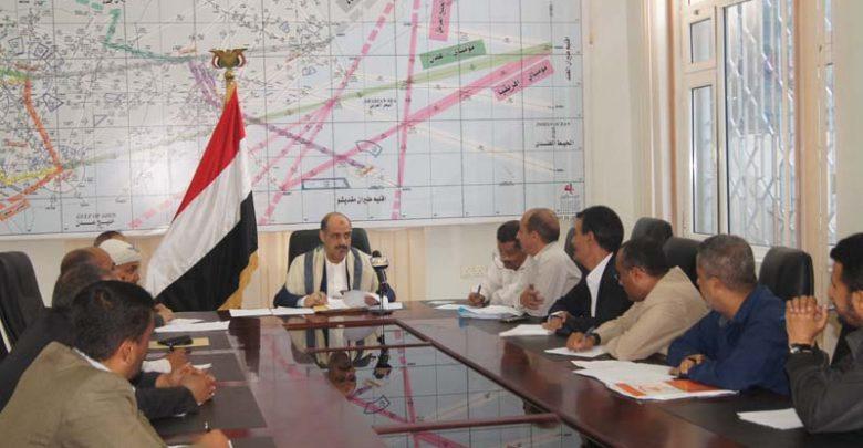 Photo of وزارة النقل / تناقش آلية تطوير الهيكل التنظيمي والإداري وفقا للرؤية الوطنية .27-7-2019م