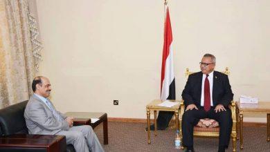 Photo of رئيس الوزراء يلتقي وزير النقل