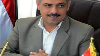 Photo of وزير النقل يهنأ القيادتين الثورية والسياسية والشعب اليمني بحلول عيد الاضحى المبارك