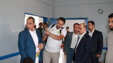 Photo of وزير النقل يتفقد اعمال الترميم والصيانة لمركز شعوب الطبي