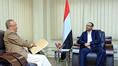 Photo of الرئيس المشاط يؤكد أهمية اضطلاع الأحزاب بدورها في المصالحة الوطنية