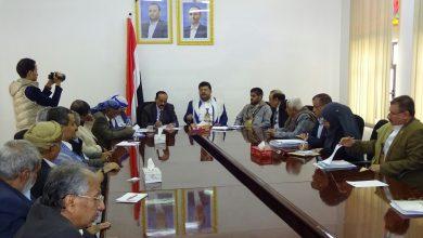 Photo of عضو المجلس السياسي الأعلى محمد علي الحوثي  يرأس اجتماع اللجنة الرئيسية لمجلس الشورى