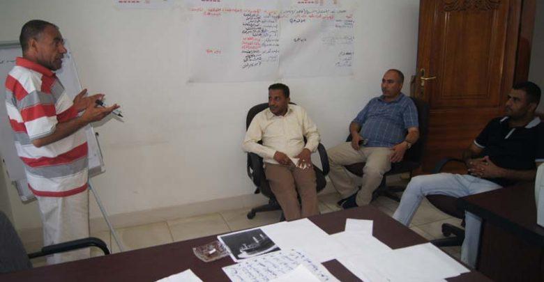 Photo of إدارة التدريب والتأهيل تقيم دورة تدريبية لليوم الثالث حول كيفية إعداد ميزانية