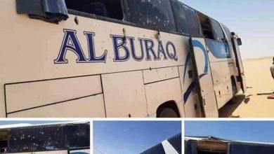 Photo of وزارة النقل تستنكر استهداف حافلة نقل جماعي في حضرموت