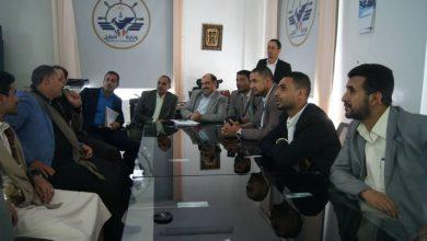 Photo of وزير النقل يلتقي عدد من المستثمرين المحليين