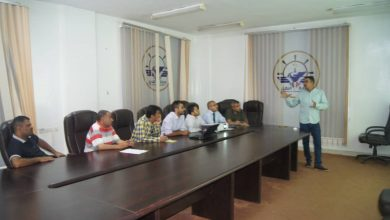 Photo of الإدارة العامة للإعلام تقيم دورة تدريبية في  اساسيات التصوير الفوتوغرافي