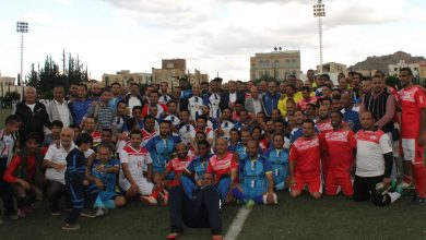 Photo of اختتام البطولة الكروية الأولى لوزارة النقل والهيئات والمؤسسات التابعة لها