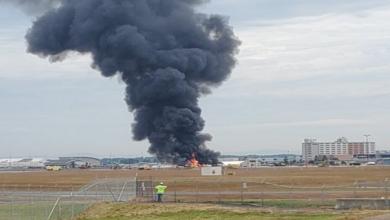 Photo of 13 قتيلا وجريحا بسقوط طائرة قاذفة بولاية كونيتيكت الأمريكية