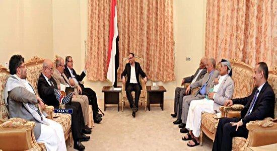 Photo of السياسي الأعلى يرحب بالتعاطي الايجابي مع مبادرة الرئيس ويحذر من استمرار العدوان