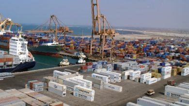 Photo of بيان صادر عن مؤسسة موانئ البحر الأحمر اليمنية ميناء الحديدة بشأن التصريحات المضللة للمبعوث الآممي