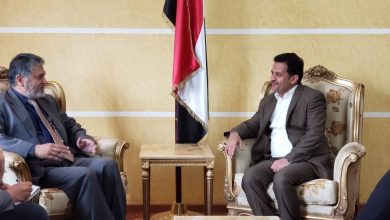 Photo of نائب وزير الخارجية يلتقي الرئيس الجديد لبعثة الأمم المتحدة لدعم اتفاق الحديدة