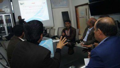 Photo of (فيديو) صنعاء مناقشة خطط الهيئة العامة لتنظيم شؤون النقل البري22 10 ـ2019