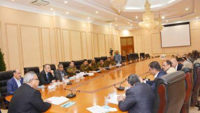 Photo of اجتماع للمجلس الأعلى للدفاع المدني برئاسة رئيس مجلس الوزراء 22 10 ـ2019
