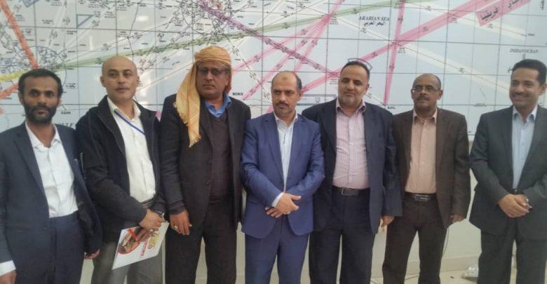 Photo of وزير النقل يثمن جهود الحملة الدولية لفك الحصار عن مطار صنعاء