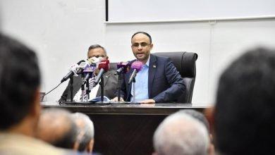 Photo of الرئيس المشاط يؤكد المضي قدما في معركة مفتوحة مع الفساد بمؤسسات الدولة