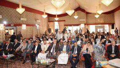 Photo of عضو السياسي الأعلى السامعي ورئيس الوزراء يحضران ورشة عمل اليوم الوطني للإحصاء