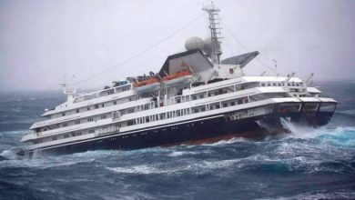 Photo of سابقة بحرية.. عملية اقتراع جرت على ظهر سفينة وسط الأمواج العاتية، والسبب؟