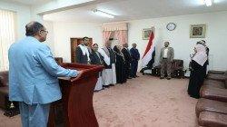 Photo of 19 عضواً بمجلس الشورى يؤدون اليمين الدستورية أمام الرئيس المشاط
