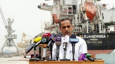 Photo of شرف الدين يكشف عن وثيقة رفض كلي لكمية من الارز بإحدى البواخر بميناء الحديدة