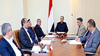Photo of السياسي الأعلى يرحب بالجهود التي تبذل لإيقاف العدوان والحصار ويناقش أداء المنظمات