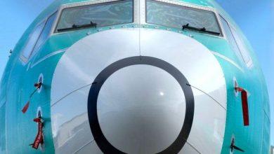 """Photo of """"بوينغ"""" الامريكية تعلق إنتاج الطراز 737 ماكس المعيب"""
