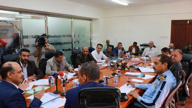 Photo of مناقشة أنشطة الهيئة العامة لتنظيم شؤون النقل البري