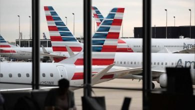 Photo of «أمريكان إيرلاينز»: تمدّد إلغاء رحلات بوينج 737 ماكس حتى إبريل المقبل