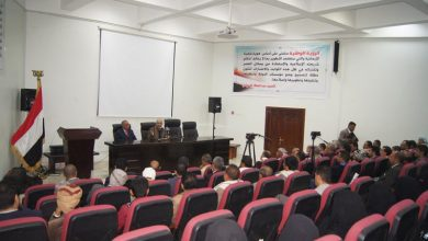 Photo of استعراض خطط وبرامج وزارة النقل للعام 2020
