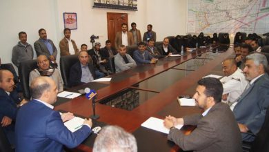 Photo of مناقشة تطوير عمل قطاعات النقل في اجتماع بصنعاء