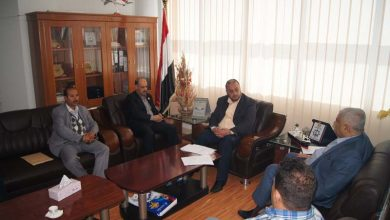 Photo of اجتماع برئاسة مقبولي يناقش مصفوفة تنفيذ خطة التنمية الزراعية بصعدة