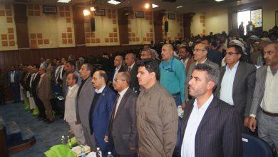 Photo of وزارة النقل تنظم فعالية بالذكرى السنوية للشهيد