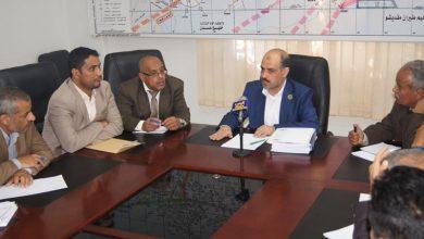 Photo of اجتماع الوزير مع قيادات الطيران للمناقشة توسعة مطار صنعاء 19-1-2020