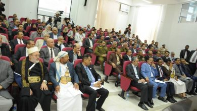 Photo of تدشين المرحلة الاولى للبرامج الوطنية للانعاش والتعافي 11-1-2020