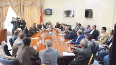 Photo of مناقشة الخطة المرحلية الأولى للرؤية الوطنية في عدد من الوزارات