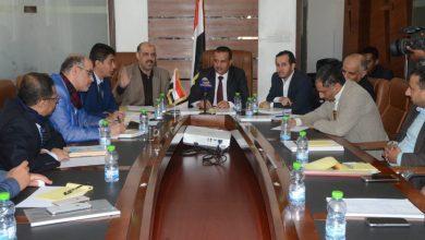 Photo of مناقشة جوانب التنسيق بين وزارتي الصناعة والنقل والقطاع الخاص