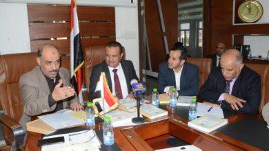 Photo of مناقشة جوانب التنسيق بين وزارتي الصناعة والنقل والقطاع الخاص 18 يناير 2020