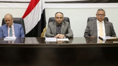 Photo of الرئيس المشاط يدشن الخطة الإستراتيجية للعام 2020 من المرحلة الأولى للرؤية الوطنية