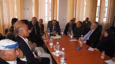 Photo of اجتماع برئاسة رئيس مجلس الشورى يناقش أوضاع مطار صنعاء الدولي