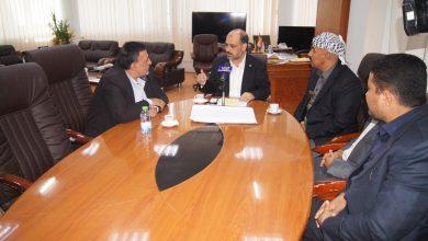 Photo of مناقشة الإجراءات القانونية لتنظيم وتحسين خدمات النقل البري02 03 2020