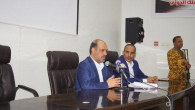 Photo of وزير النقل يلتقي بممثلي شركات النقل البري لمناقشة الإجراءات الوقائية لمواجهة كورونا