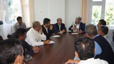 Photo of اجتماع برئاسة وزير النقل يناقش التدابير الإحترازية لمواجهة كورونا