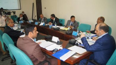Photo of اجتماع مجلس ادارة الهيئة العامة للطيران 15-4-2020