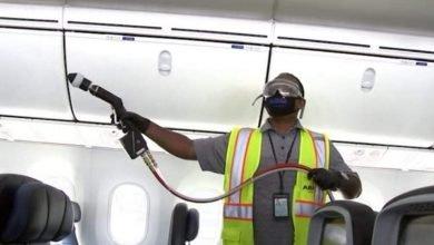 Photo of هل خطر الإصابة بفيروس على متن الطائرة أعلى مقارنة بمراكز التسوق والمكاتب؟