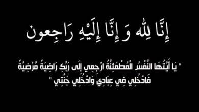 Photo of وزير النقل يبعث برقية عزاء في وفاة لطف معياد